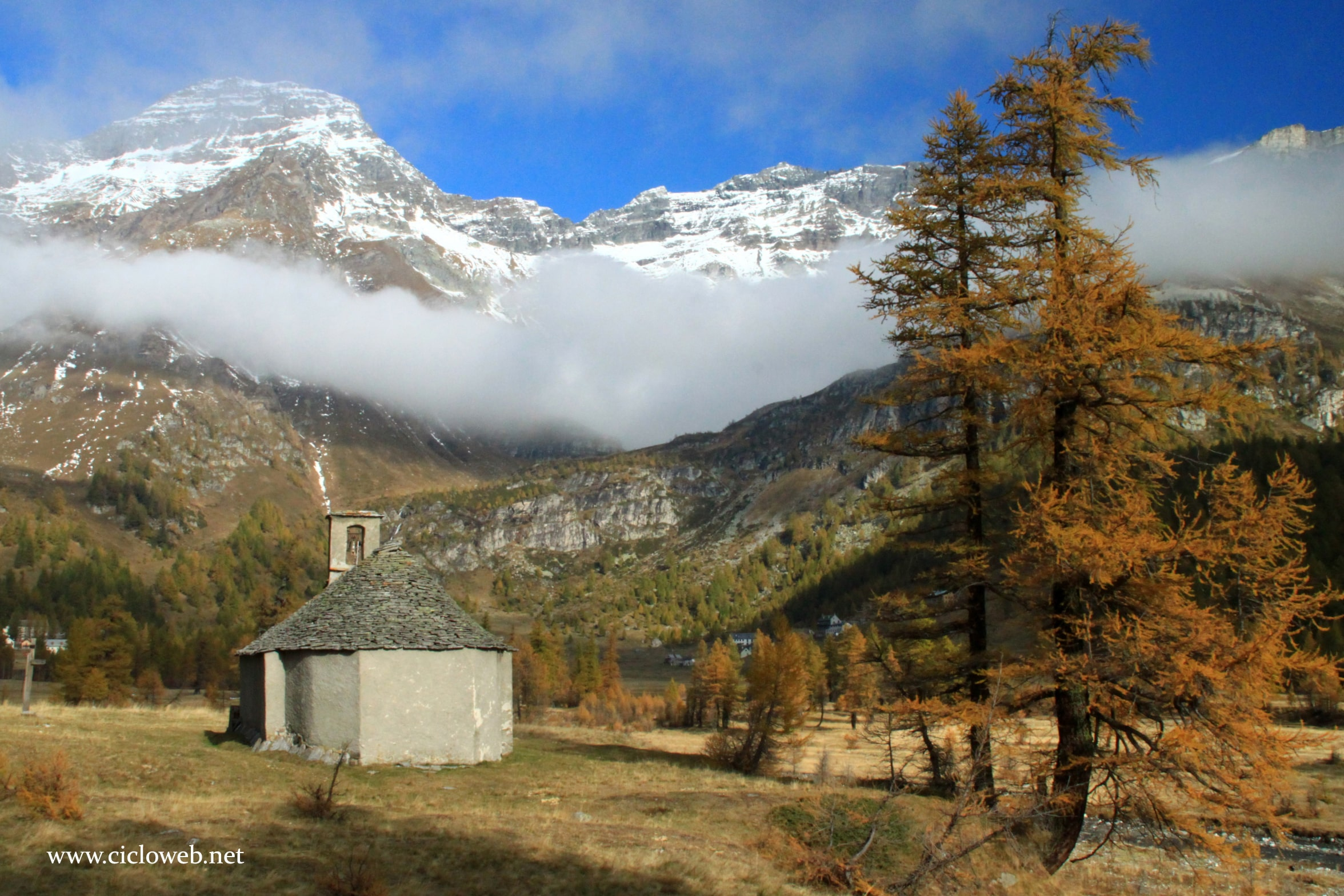 Autunno a nord-ovest